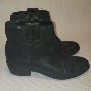 Sam Edelman black Booties size 7